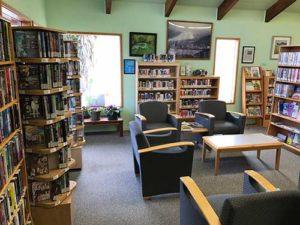 Yachats Library
